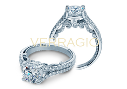 Verragio Insignia Engagement Ring Setting, Rings, Nazar's & Co. - Nazar's & Co.