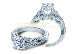 Verragio Insignia Engagement Ring Setting - Nazar's & Co.