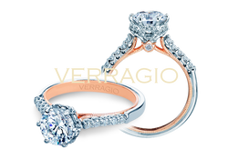 Verragio Classic Engagement Ring Setting - Nazar's & Co.