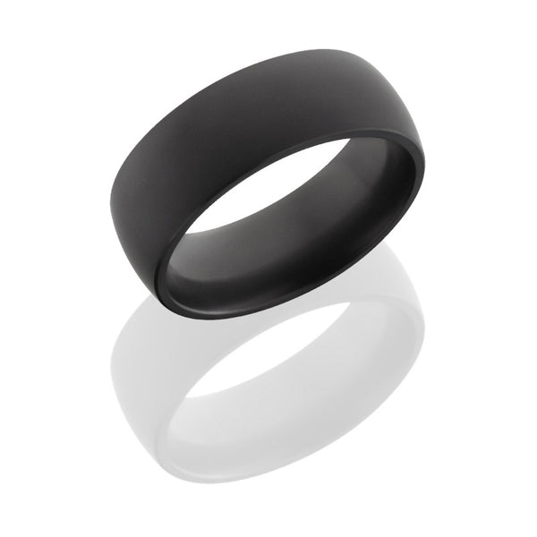 Lashbrook Elysium Matte Men's Wedding Band, Rings, Nazar's & Co. - Nazar's & Co.