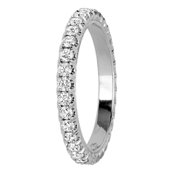 Jack Kelege Diamond Wedding Band, Rings, Nazar's & Co. - Nazar's & Co.