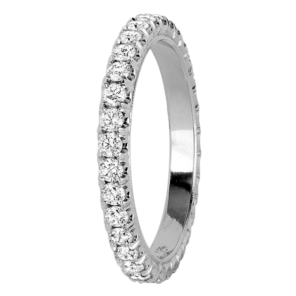 Jack Kelege Diamond Wedding Band - Nazar's & Co.