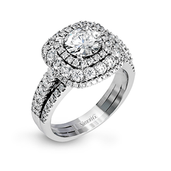Simon G. Passion Engagement Ring Setting, Rings, Nazar's & Co. - Nazar's & Co.