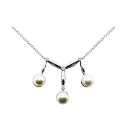Nazar's Collection Cultured Pearl Necklace, Necklaces, Nazar's & Co. - Nazar's & Co.