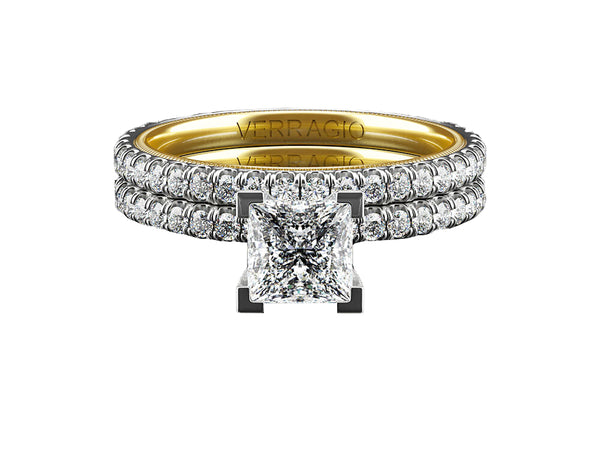 Verragio Tradition Wedding Band Duo Set, Rings, Nazar's & Co. - Nazar's & Co.