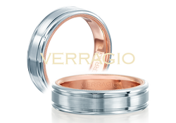 Verragio Tradition Men's Wedding Band, Rings, Nazar's & Co. - Nazar's & Co.
