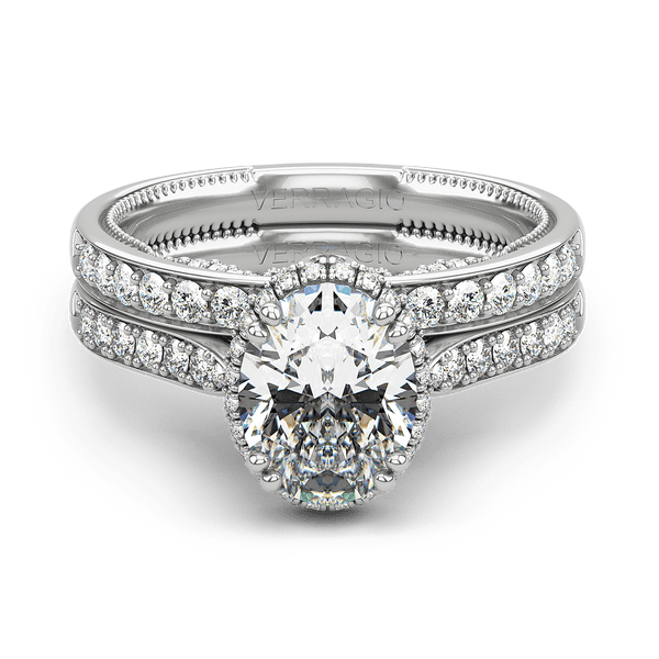 Verragio Insignia Oval Engagement Ring Setting