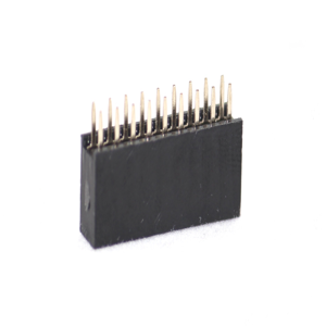 Berg Connector 2 Row 2.54mm pitch Female, 40Pin