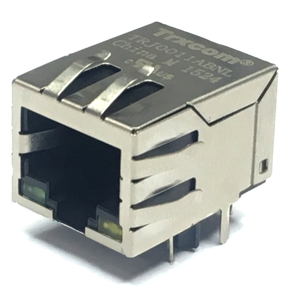 Connector RJ45 , Integrated Magnetics