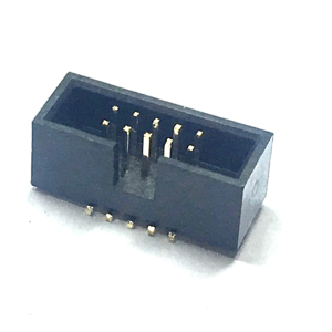 Box Header 10pin, 1.27mm pitch, SMD