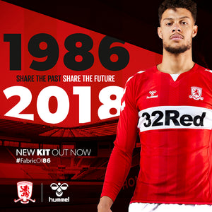 HUMMEL X MIDDLESBROUGH