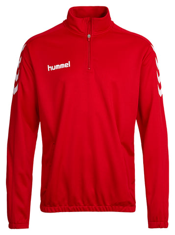 Core 1/2 Zip Sweat Top  H36-895