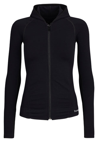 SUE SEAMLESS ZIP JACKET I036-860