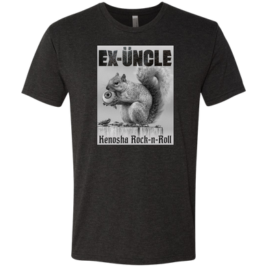 Ex-Uncle Squirrel Triblend T-Shirt