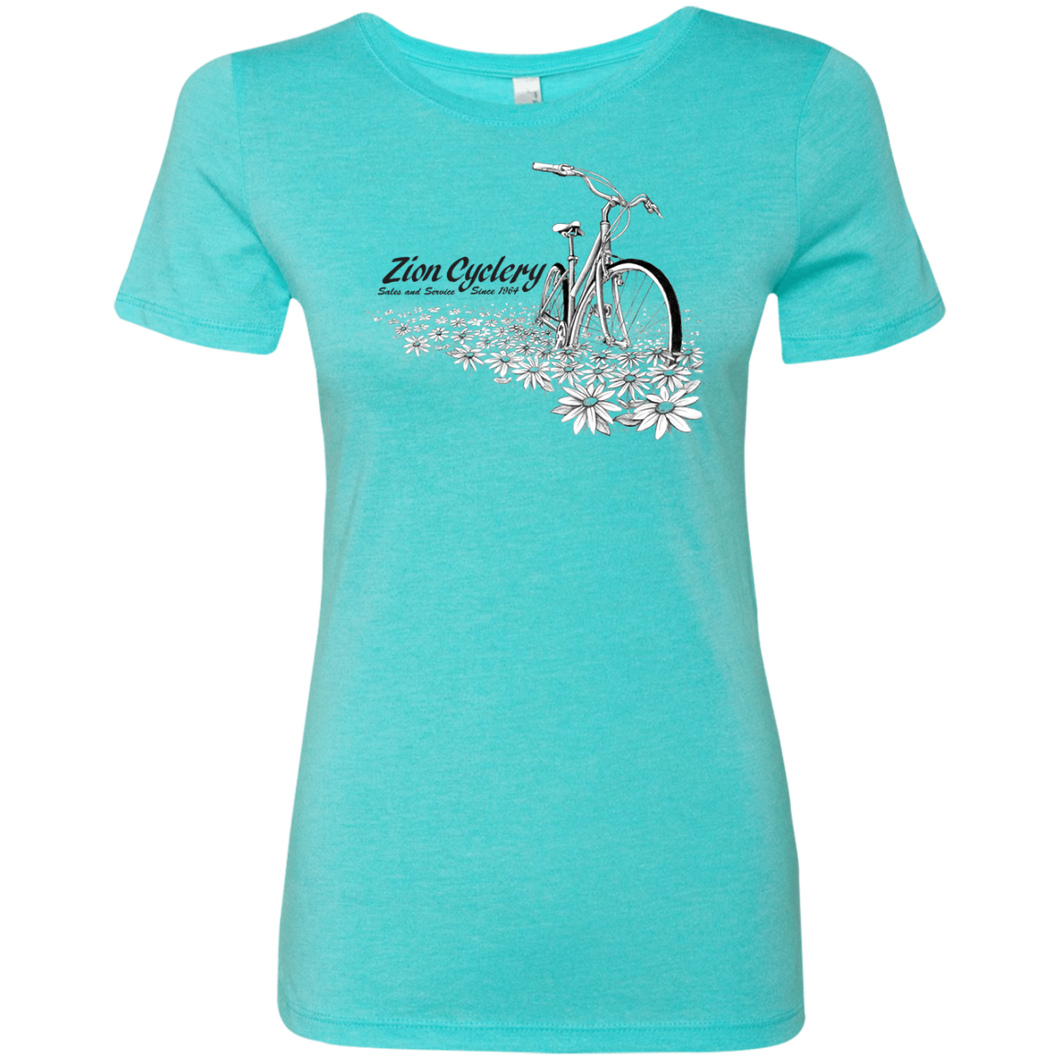 ZC Flowers Ladies' Triblend T-Shirt
