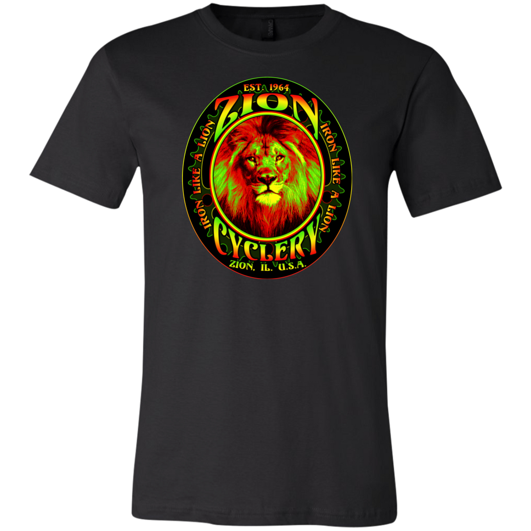ZC Lion Short-Sleeve T-Shirt