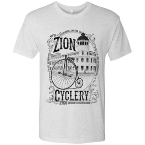 ZC Old Zion Men s Triblend T-Shirt 82f48fce7