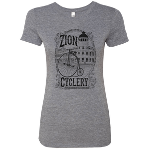 ZC Old Zion Ladies' Triblend T-Shirt