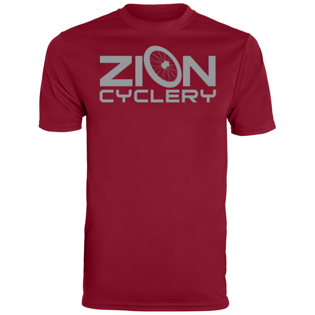 ZC Logo Men's Wicking T-Shirt
