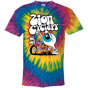 ZC Eyeball Youth Tie Dye T-Shirt