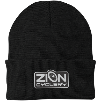 ZC Embroidered Port Authority Knit Cap
