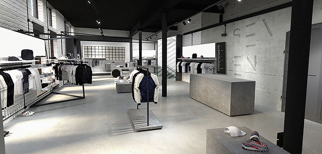 SEVENSTORE OPENS IN THE BALTIC TRIANGLE
