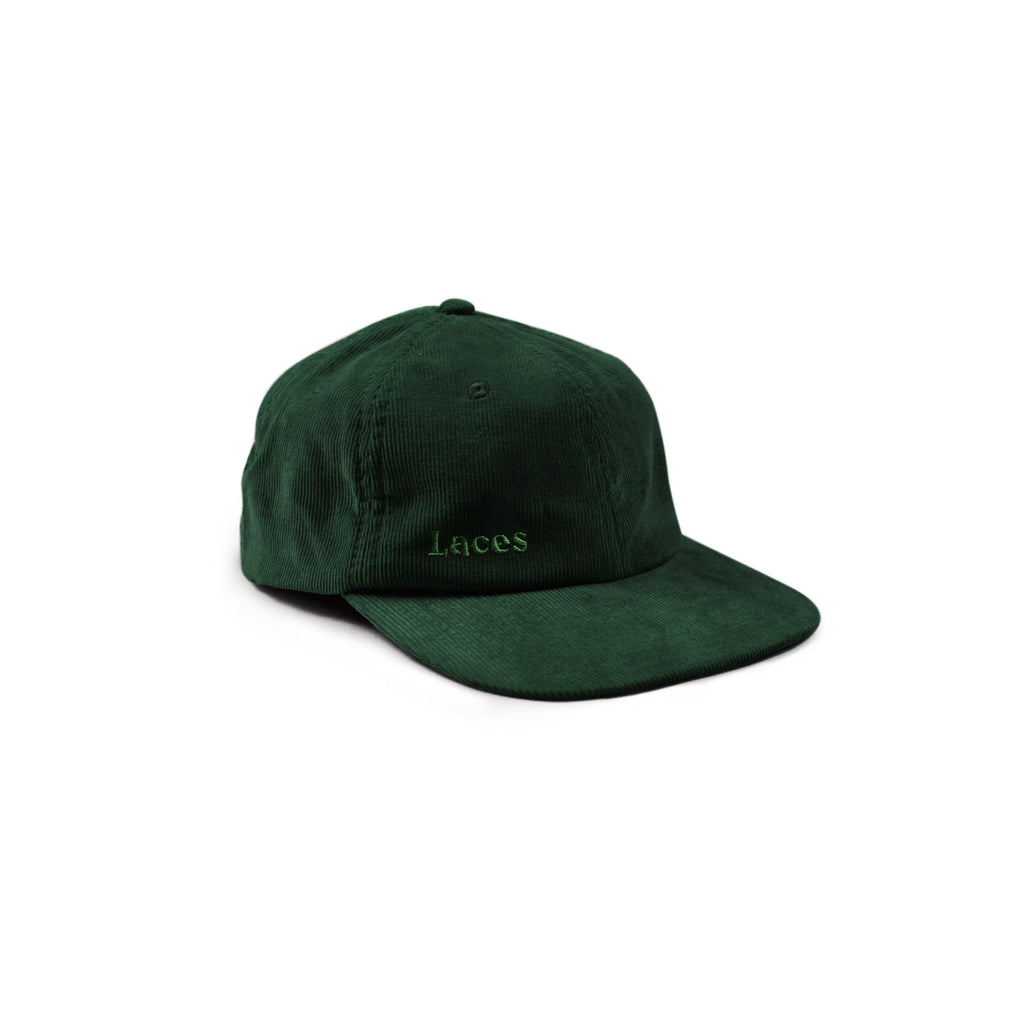 Green AW18 Laces Cap