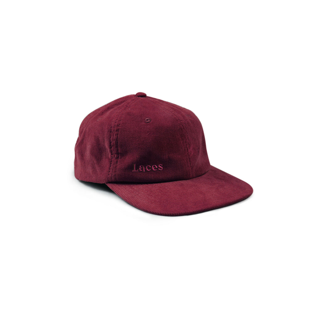 Maroon AW18 Laces</br>  Cap