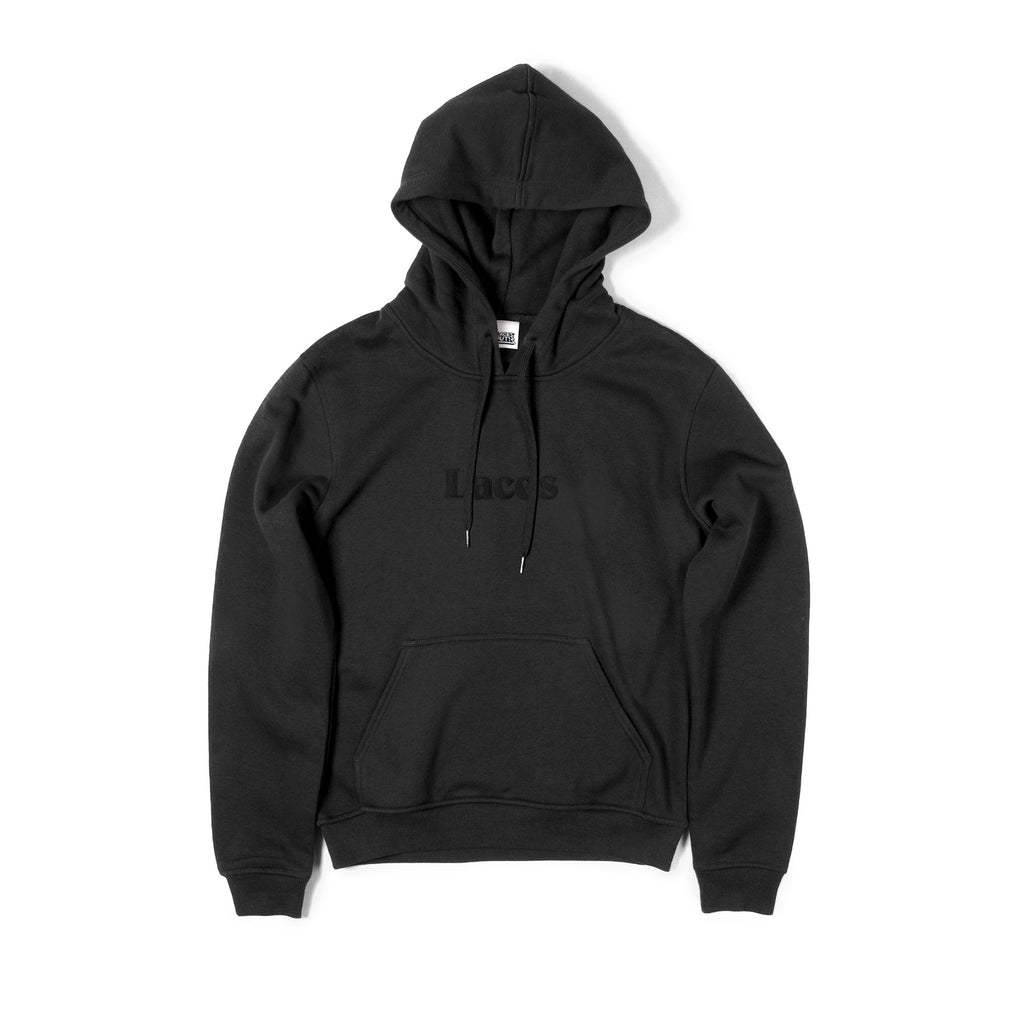 Black Laces AW18</br>  Hoodie