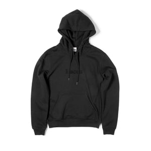 Black Laces AW18 Hoodie