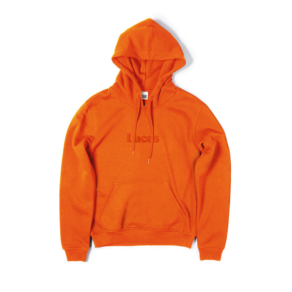 Orange Laces AW18 Hoodie