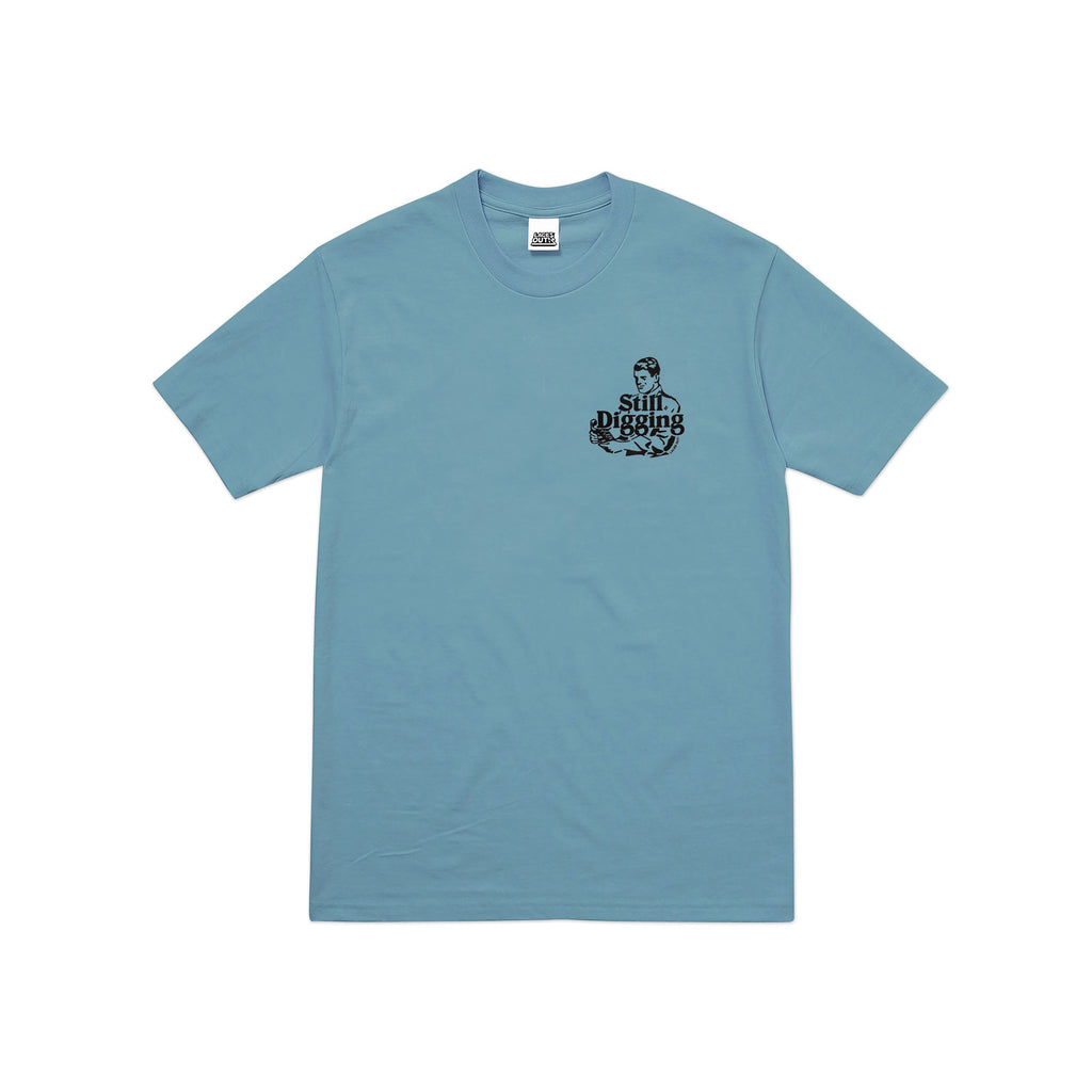 "Blue ""Still Digging"" AW18 T-Shirt"
