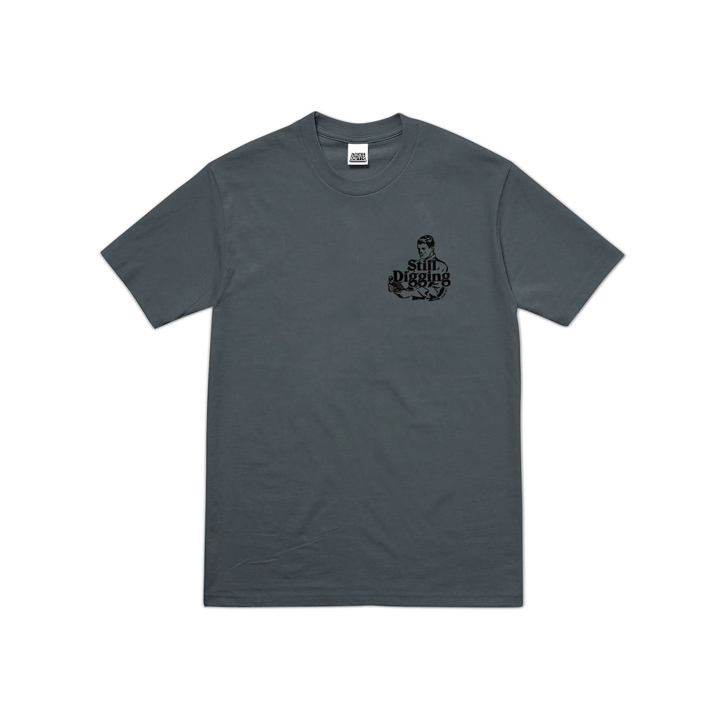 "Grey ""Still Digging""</br>  AW18 T-Shirt"