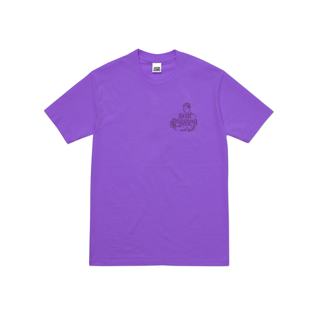 "Lilac ""Still Digging"" AW18 T-Shirt"