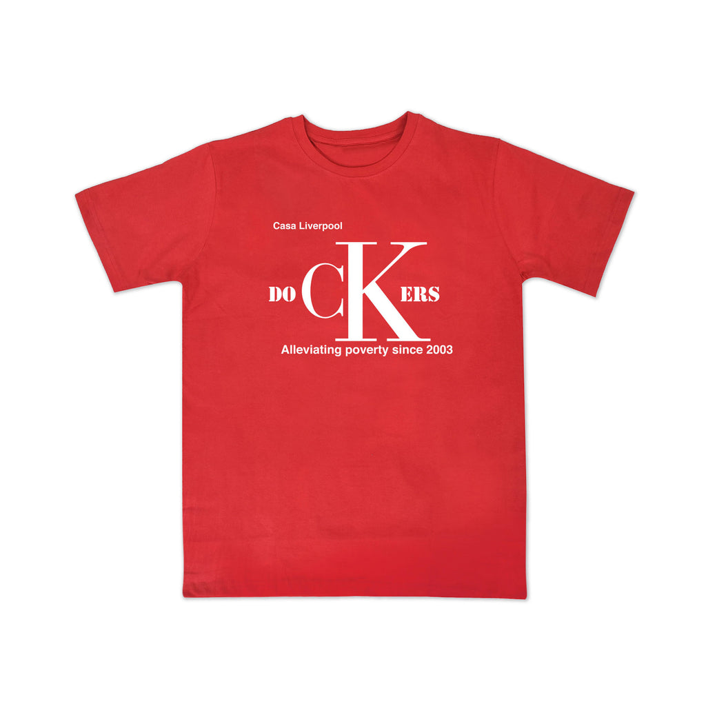 Red doCKers T-Shirt
