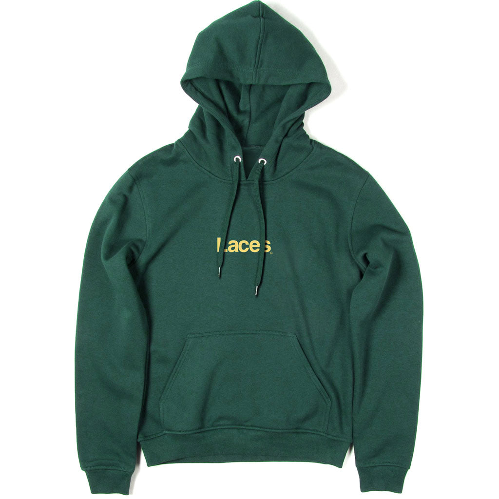 Green Laces Hoodie