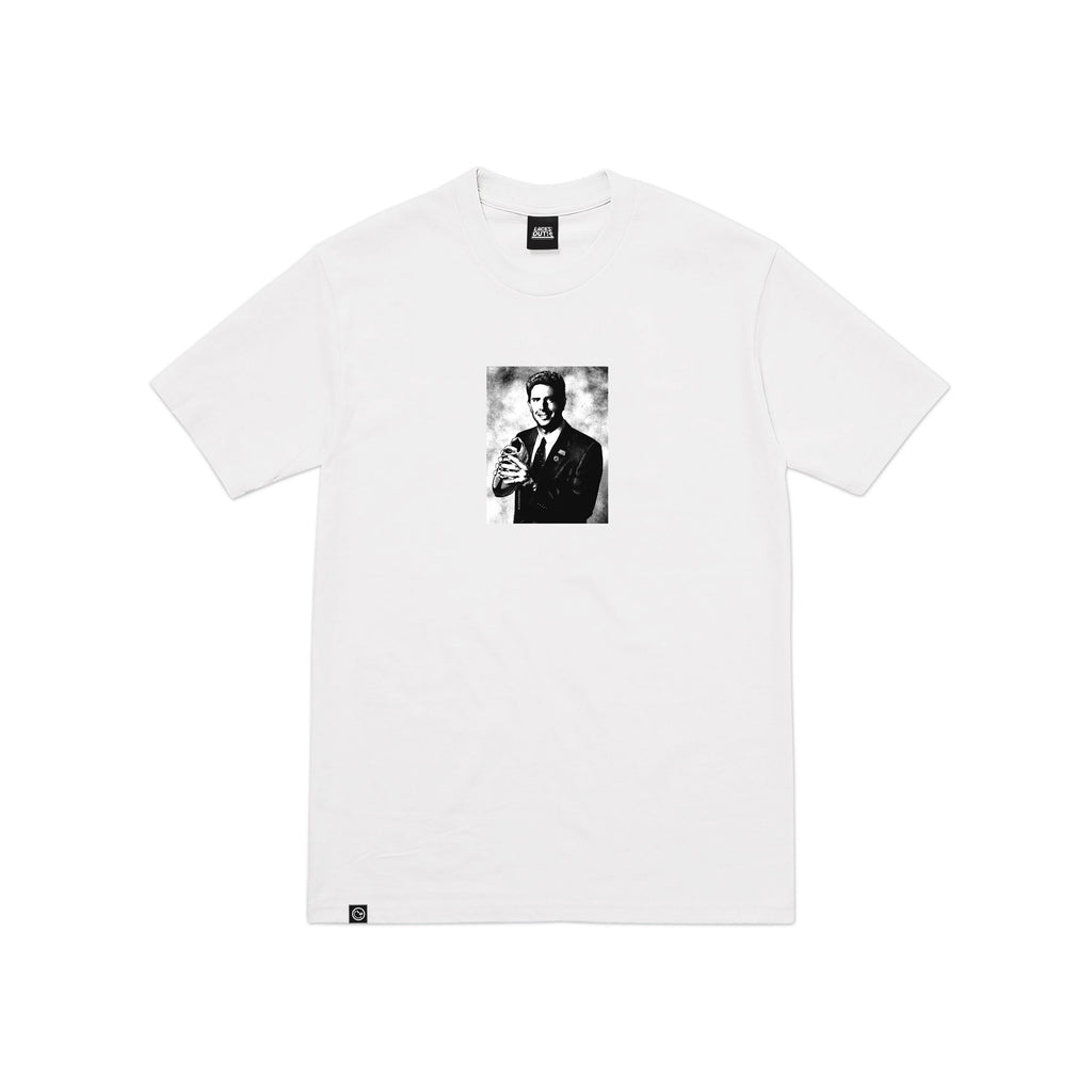 White Marino T-Shirt