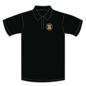 A4 Dri-Fit Color Blocked Performance Polo with Knit Collar