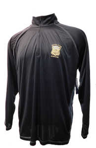 UltraClub Adult Cool & Dry Sport 1/4 Zip Pullover