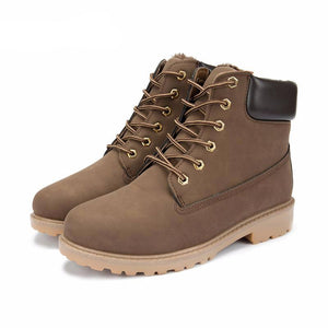Zermatt Timber Boots - One Dapper Gent