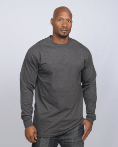 R&O HEAVYWEIGHT-PREMIUM LONGSLEEVE T-SHIRT