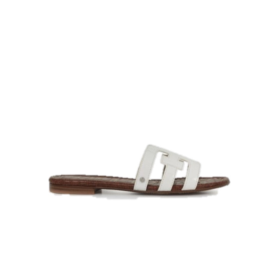 Sam Edelman: Bay Sandal White