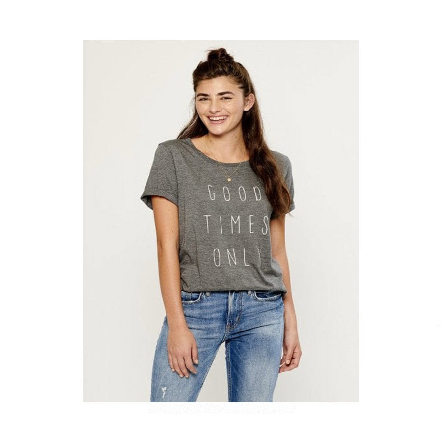 South Parade: Lola Good Times Only Heather Grey