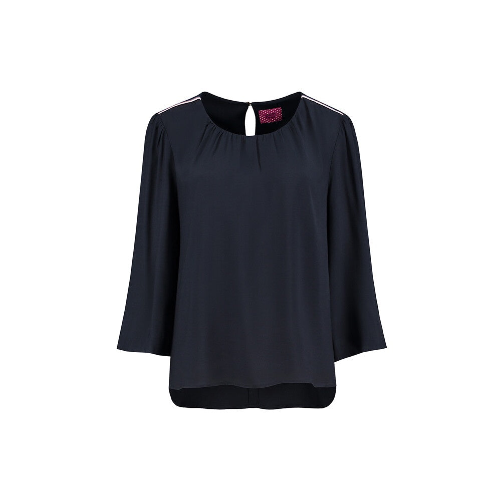 Pom Amsterdam: True Blue Top
