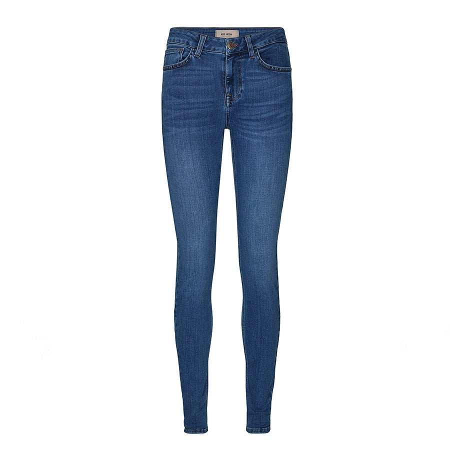 Mos Mosh: Alli Core Jeans 410 Blue Denim