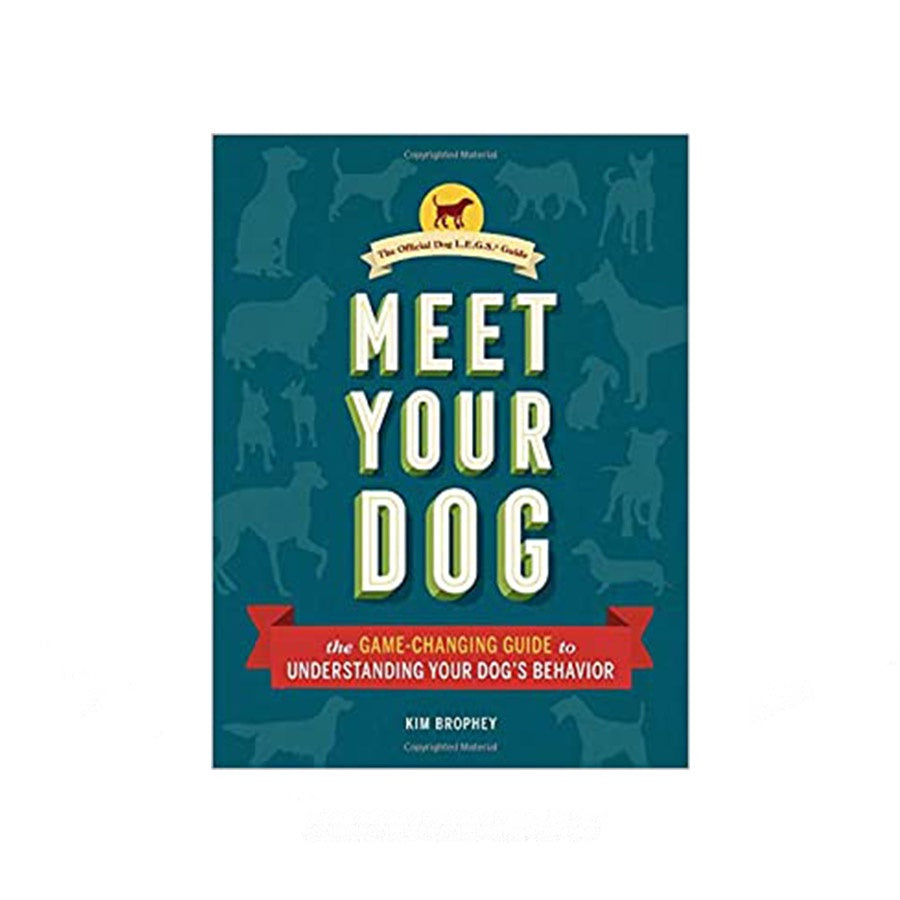 Meet Your Dog Book