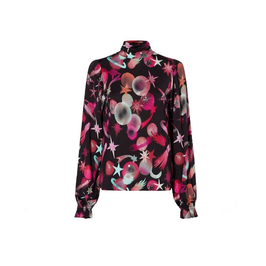 Fabienne Chapot: Billy Turtleneck Captain Cosmic Print