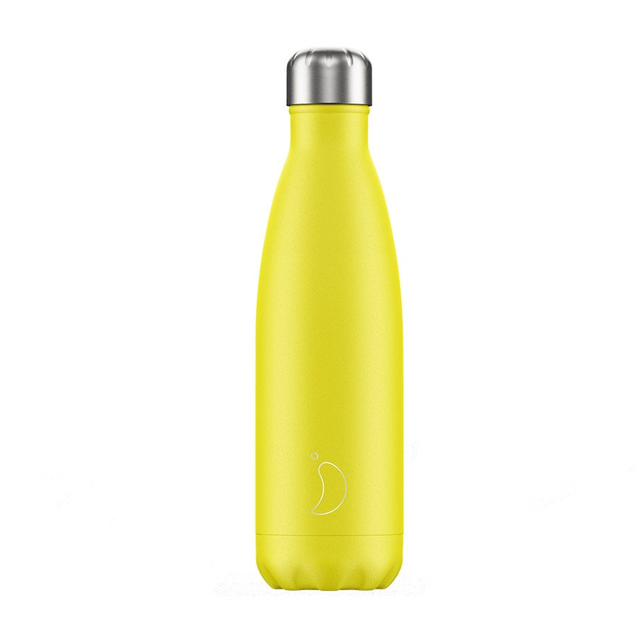 Chilly's: Bottle Neon Yellow 500ml