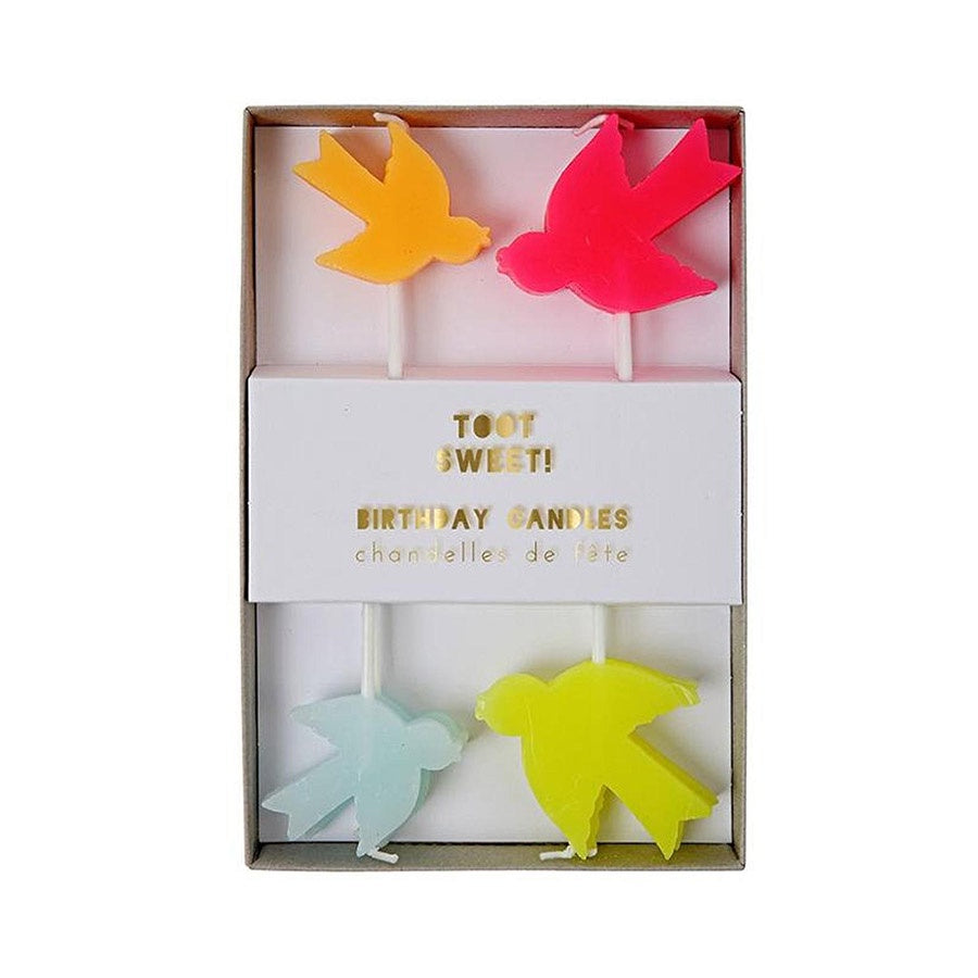 Meri Meri: Birds Candles