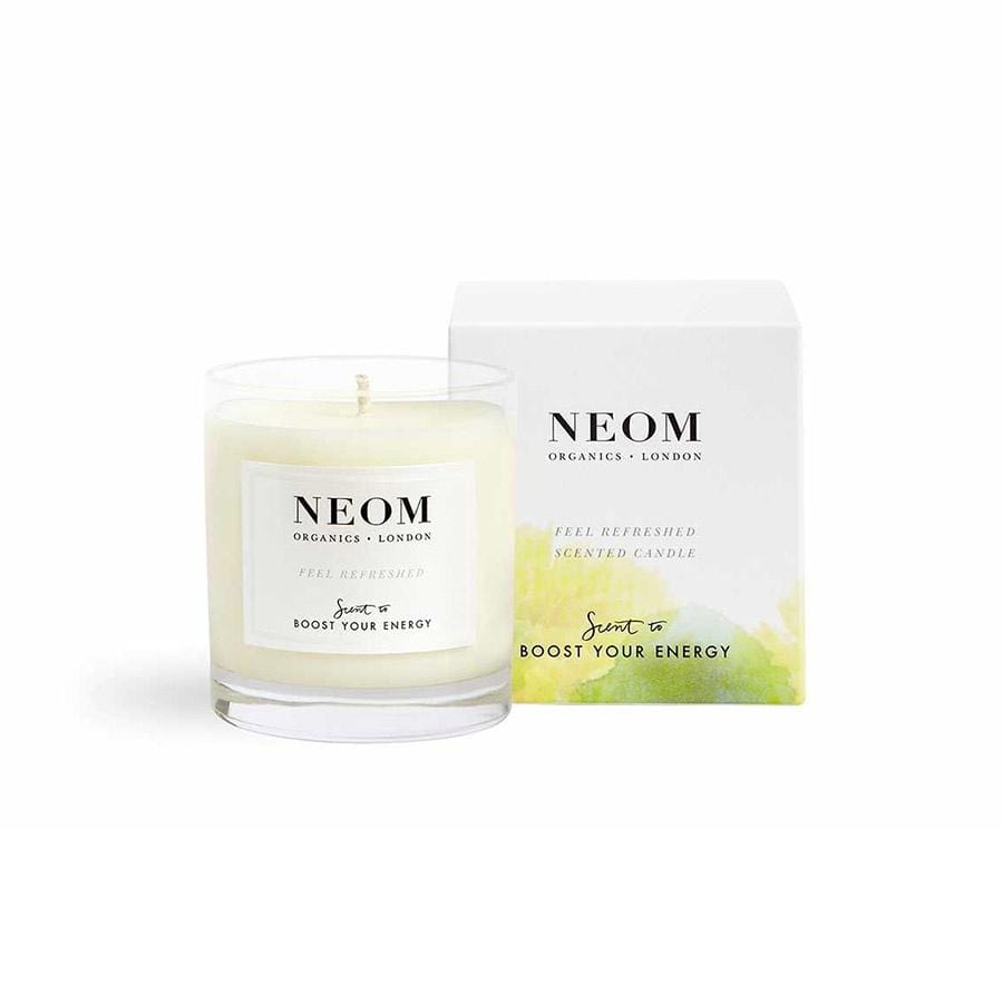 Neom Organic's: Feel Refreshed Candle 1 Wick (Boost Your Energy)